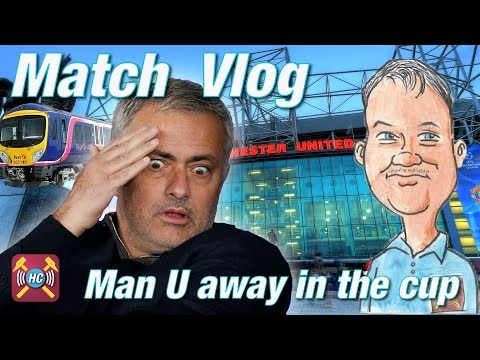 Man United Away | Shocking Loss | Fantastic Fans | Highlights | Goals