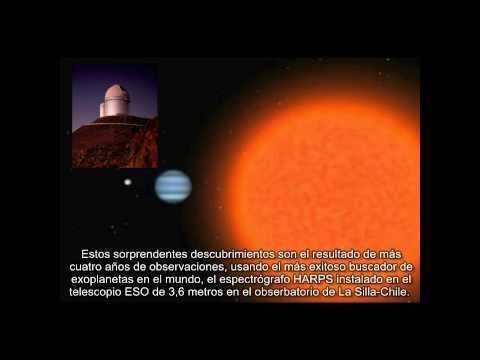 ALIEN CONTACT from GLIESE 581D (Subtitulos ESPAÑOL)