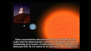 ALIEN CONTACT from GLIESE 581D (Subtitulos ESPAÑOL)