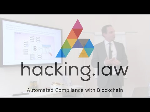 Automated Compliance with Blockchain