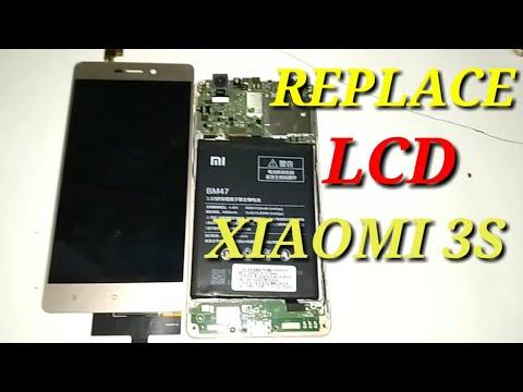 XIAOMI REDMI 3S REPLACE LCD & SCREEN / GANTI LCD DENGAN MUDAH