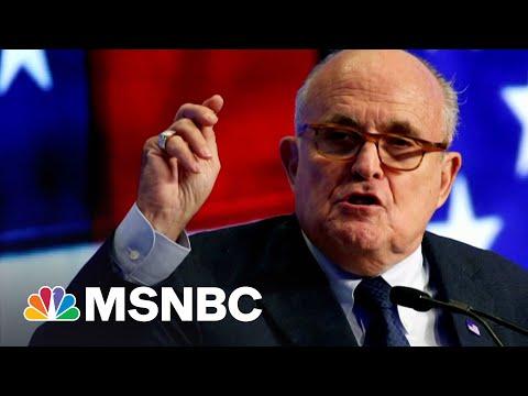 Firing Of Ambassador At Center Of Rudy Giuliani Investigation: NYT | Morning Joe | MSNBC