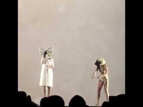 Maddie Ziegler Sia Tour Phoenix