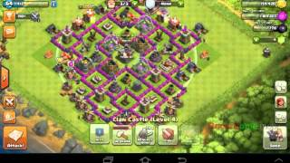 Clash of clans (1 day till unboxing the nerf gun)