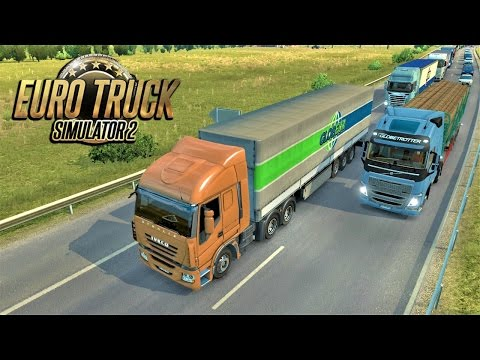Euro Truck Simulator 2 | WORKING IN FRANCE | S2 Ep 1