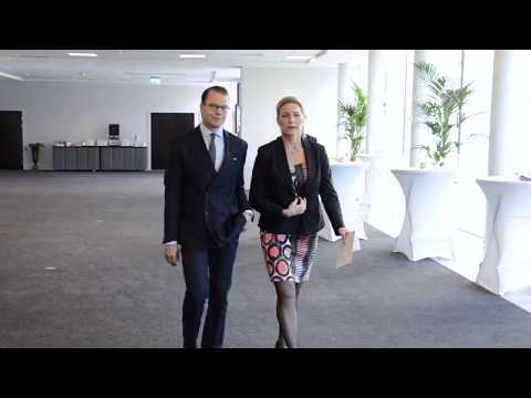 Prince Daniel gives 6 million to young talents