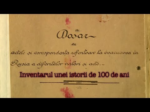Tezaurul României de la Moscova. Inventarul unei istorii de 100 de ani