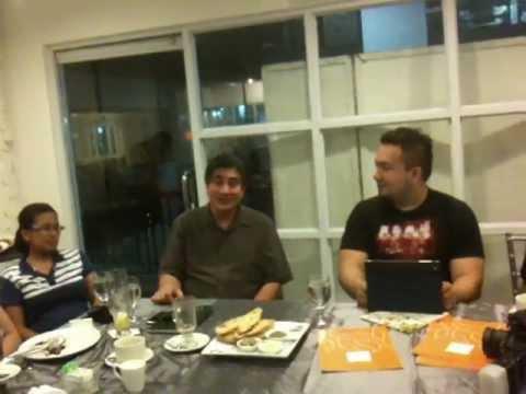 "Senator Gregorio ""Gringo"" Honasan Bloggers Meet-Up"