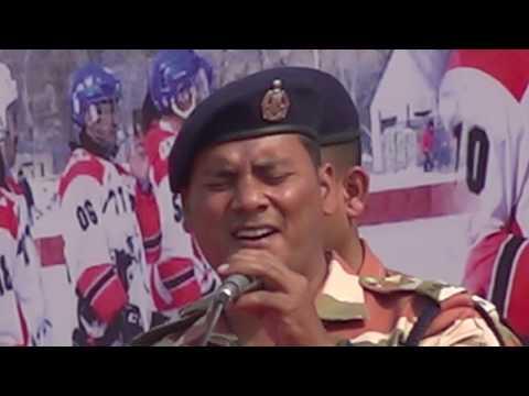 Teri mitti me mil jawan by HC Arjun Kheriyal of ITBP