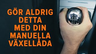 Byta Stabstag på Opel Zafira f75 - gratis videotips