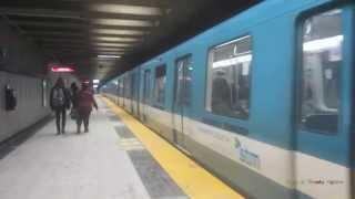 Metro in Montreal, Quebec, Canada - 2015