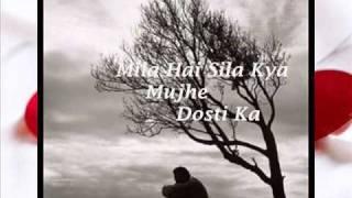 Sonu Nigam Romantic But Sad Koi Dil Dukhaye Na Aise Kisi Ka