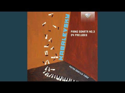 24 Preludes, Op. 38: X. Non troppo allegro ma agitato. Recitando, rubato - Largo - Come prima -...