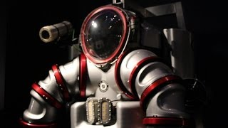 Exosuit Pushes Limits of Undersea Exploration - by Scientific American