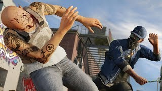 WATCH DOGS 2 - Stealth Mission Gameplay