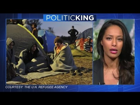 Rula Jebreal Discusses Refugee Relocation Program  Larry King Now  Ora.TV
