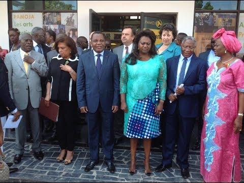 Urgent: Qui est dérriere l'incendie de l'ambassade du Congo?