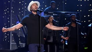 Jussie Smollett Performs