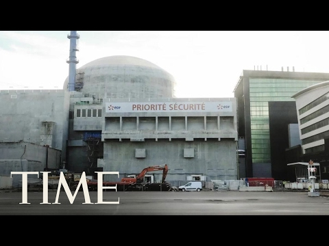 France Nuclear Power Plant Explosion | TIME