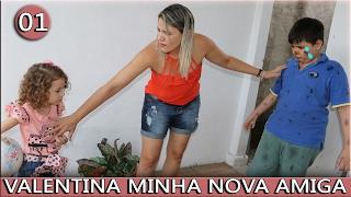O MENINO PERDIDO - VALENTINA MINHA NOVA AMIGA PARTE 01