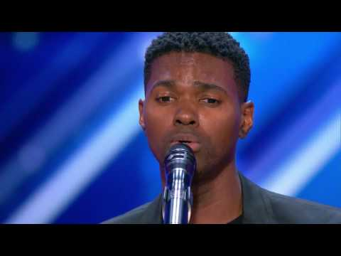 Johnny Blows Everye Away With Whitney Houst Big Hit  Week 5  Americas Got Talent 2017