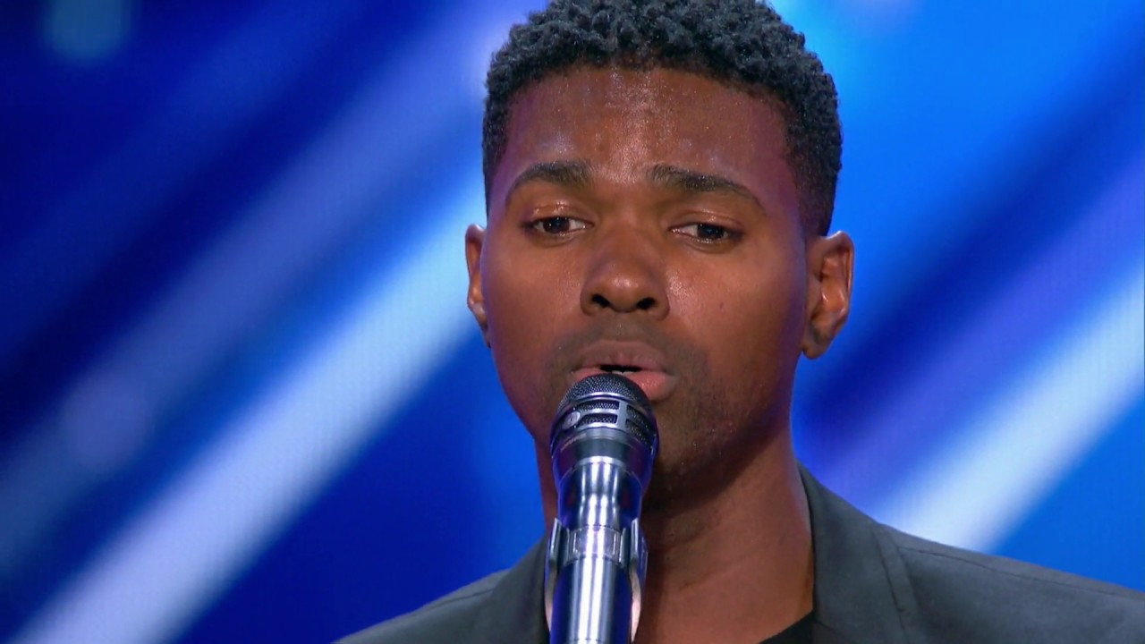 Americas got talent 2017 male singer - Johnny Blows Everyone Away With Whitney Houston Big Hit Week 5 America S Got Talent 2017