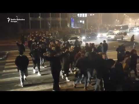 Protestna šetnja 'Pravda za Davida'