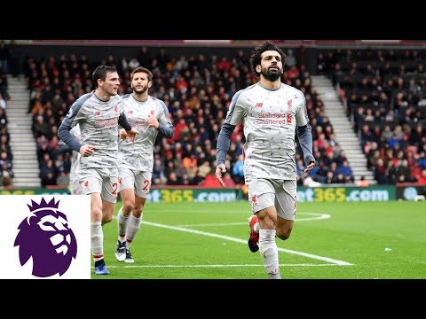 Premier League title race heating up as Liverpool takes top spot from Man City | NBC Sports