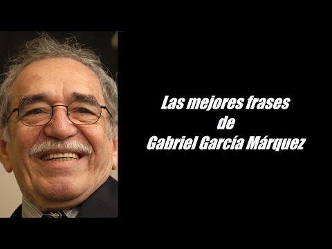 Frases famosas de Gabriel García Márquez