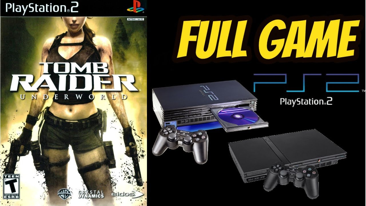 Tomb Raider Underworld Ps2 100 All Secrets Walkthrough