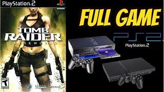 Tomb Raider: Underworld (PS2) 100% ALL SECRETS Walkthrough Gameplay NO COMMENTARY