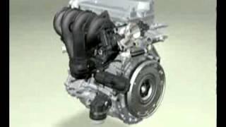 profithost how a car engine works 3d animation