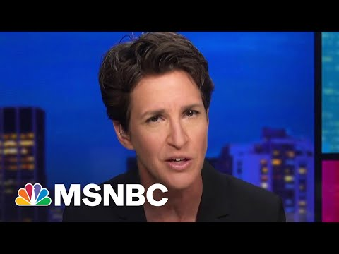 Maddow: Republican War On Democracy Is As Dangerous As Its Premise Is Bananas