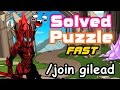 =AQW= HOW TO UNLOCK THE GATE OF GILEAD (FAST)