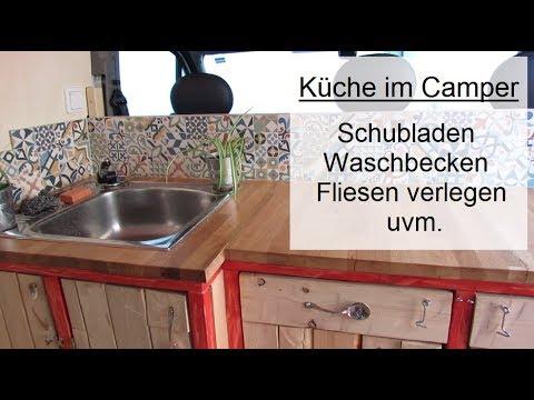 folge-8---küche-im-campervan-bauen---mit-schubladen,-waschbecken-und-fliesen