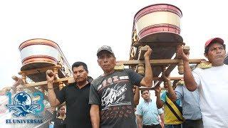 Entierran en Guatemala a migrantes fallecidos en accidente