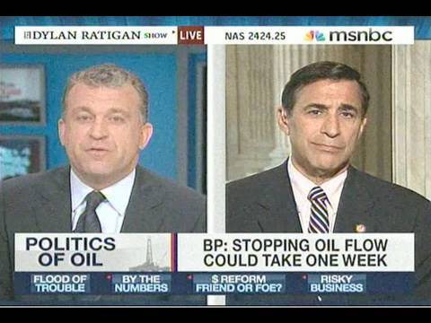 Issa: Offshore Oil Rig Oversight Agency Asleep at the Switch?