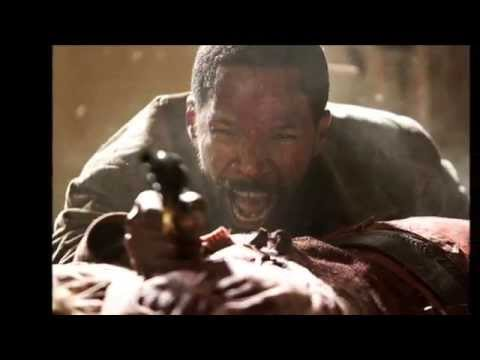 DJANGO UNCHAINED;O.S.T.; WHO DID THAT TO YOU?  by John Legend  (screenshots)
