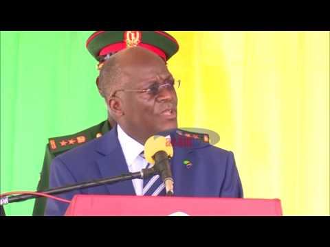 Azam TV - JPM: Hakuna fidia mpya Mloganzila