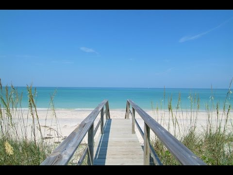 **STUNNING BEACH** Is This The Best Beach in USA? - Siesta K