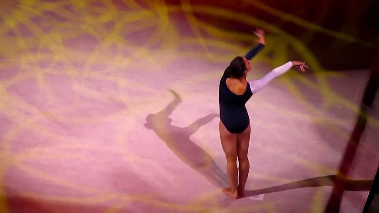 Gymnastics Champions Tour Aly Raisman Floor Routine Youtube