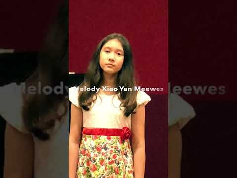 ABRSM grade 3 - The Associated Board of the Royal schools of Music : Melody Xiao Yan