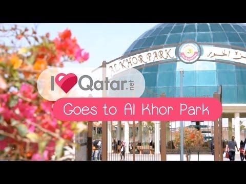 ILQ goes to Al Khor Park