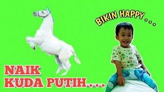 Download NAIK KUDA PUTIH BIKIN HAPPY . . . !!!!