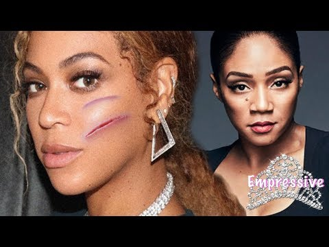 Beyonce got bit on the face by an actress! | Tiffany Haddish spills more tea