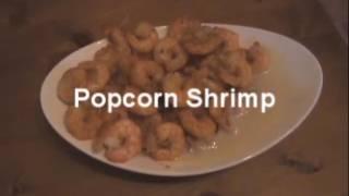Popcorn Shrimp - Myvirginkitchen