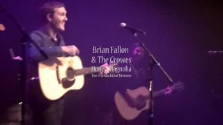 Brian Fallon Honey Magnolia live Bremen Schlachthof unplugged
