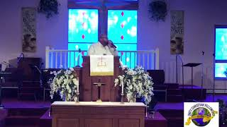 Faith in the Moment - Bishop Chris Crump