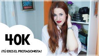 ¿Quieres ser el protagonista del vídeo especial 40K? - Quedada en Valencia | Sandra Eme