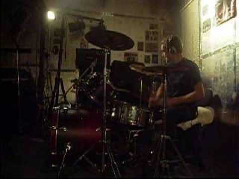 Avenged Sevenfold - Unbound The Wild Ride drum cover